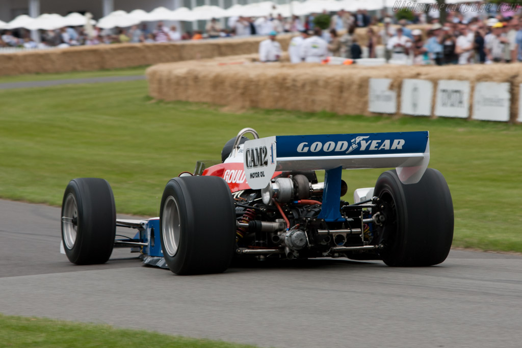 Penske PC6 Cosworth    - 2011 Goodwood Festival of Speed
