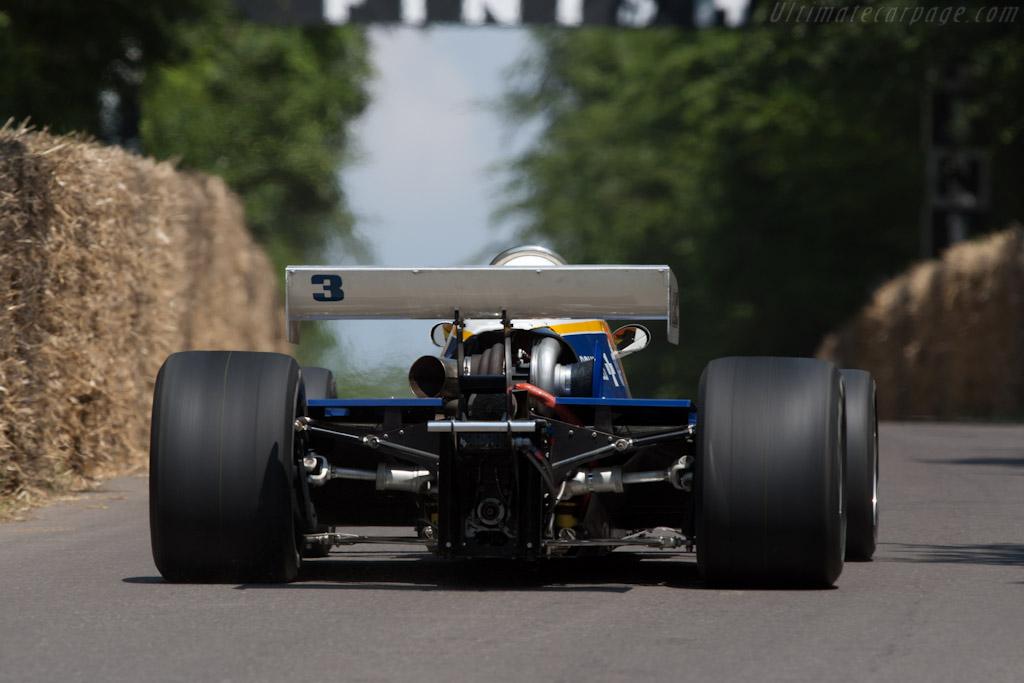 Penske PC9B Cosworth    - 2011 Goodwood Festival of Speed