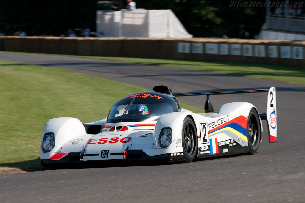 Peugeot 905 - Chassis: EV16   - 2011 Goodwood Festival of Speed