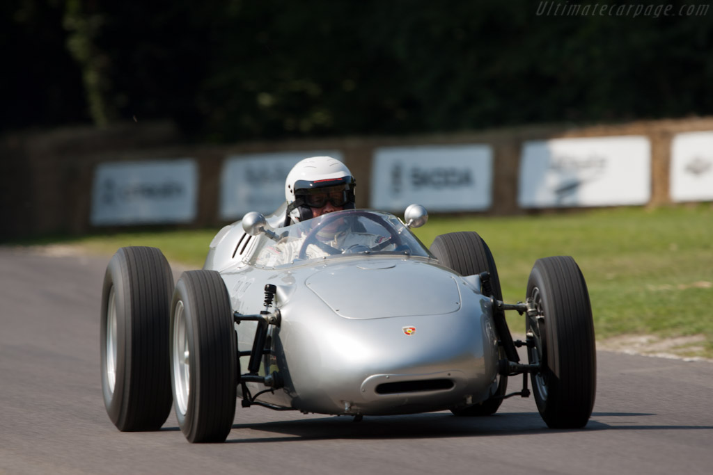 Porsche 718 F2 - Chassis: 718-2-03  - 2011 Goodwood Festival of Speed