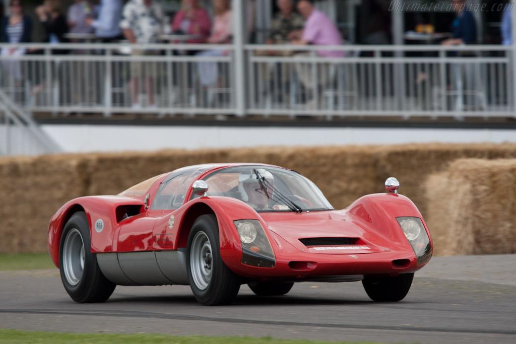 Porsche 906    - 2011 Goodwood Festival of Speed