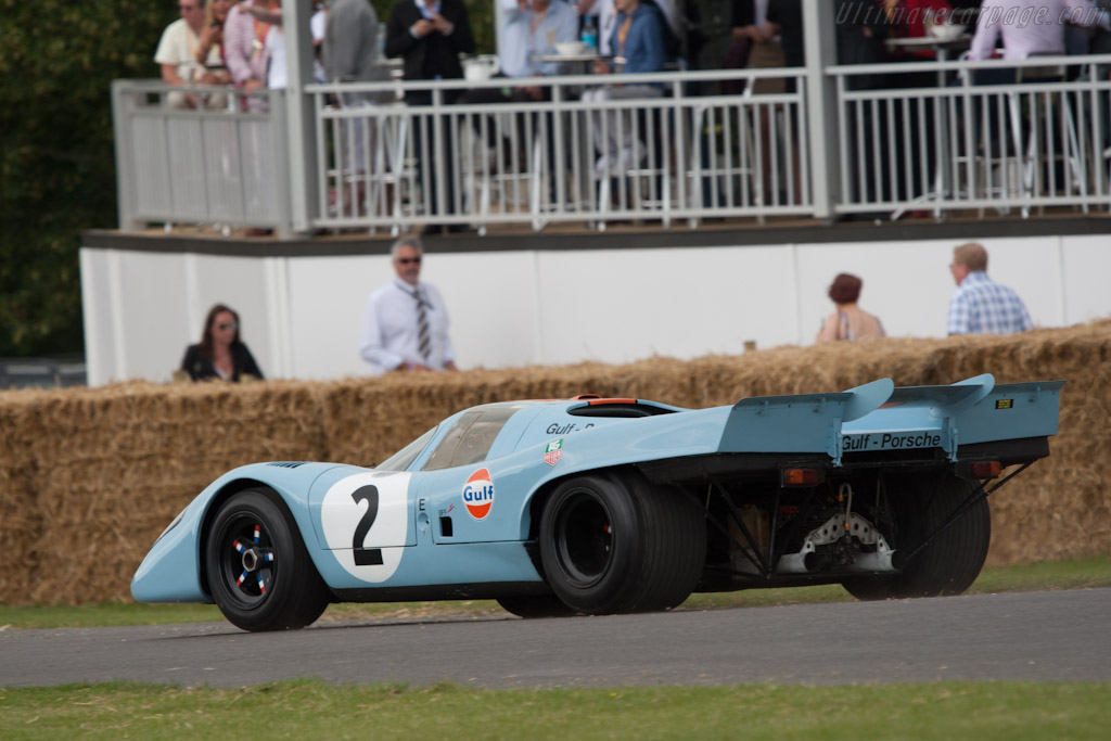 Porsche 917K - Chassis: 917-013   - 2011 Goodwood Festival of Speed