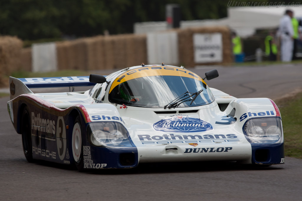 Porsche 956 - Chassis: 956-003   - 2011 Goodwood Festival of Speed