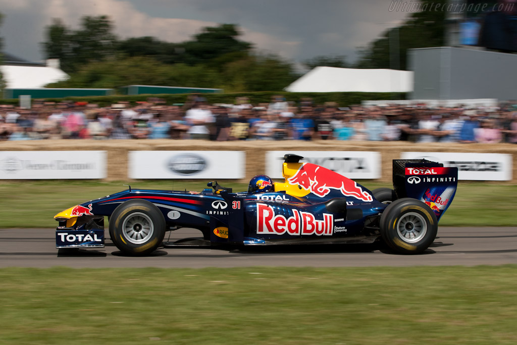 Red Bull Racing RB1    - 2011 Goodwood Festival of Speed