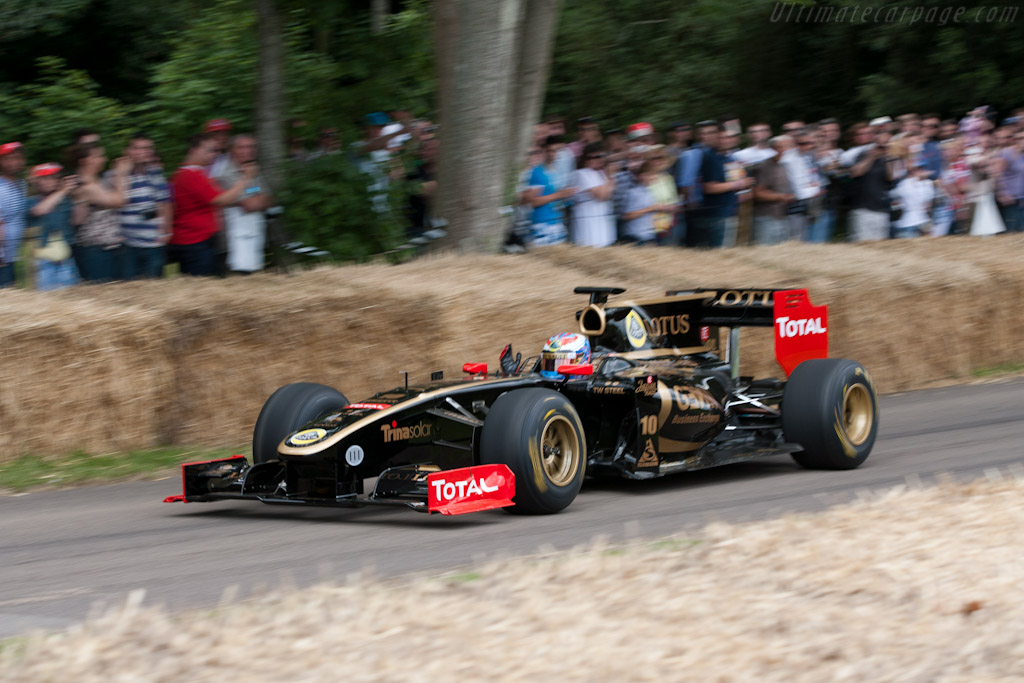 Renault R29    - 2011 Goodwood Festival of Speed