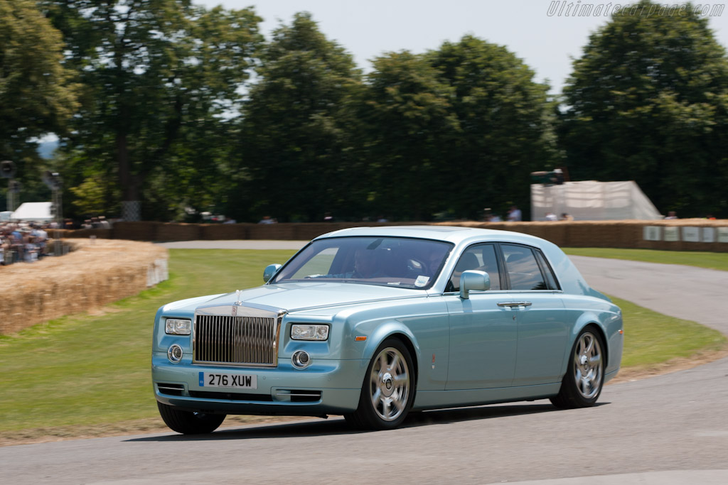 Rolls-Royce 102EX    - 2011 Goodwood Festival of Speed