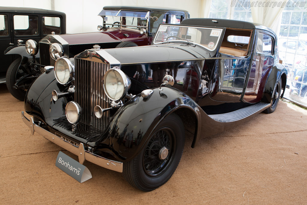Rolls-Royce Phantom III Sedanca de Ville - Chassis: 3CP192   - 2011 Goodwood Festival of Speed