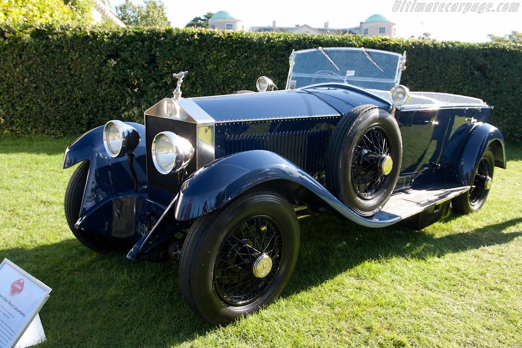 Rolls-Royce Silver Ghost Labourdette   - 2011 Goodwood Festival of Speed