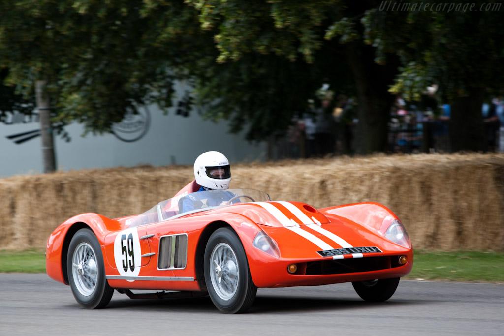 Skoda 1100 OHC    - 2011 Goodwood Festival of Speed