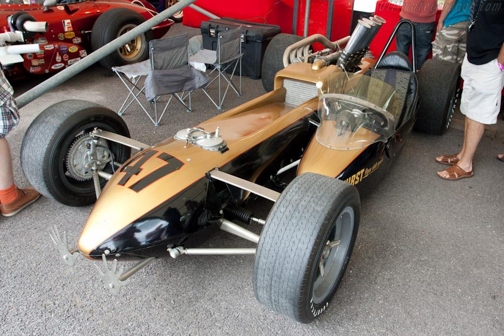 Smokey Yunick Hurst Floor Shifter Special    - 2011 Goodwood Festival of Speed
