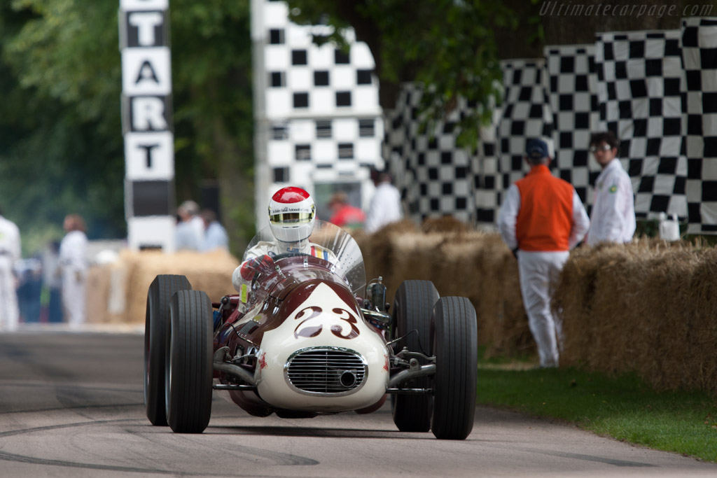 Stevens Offenhauser Jim Robbins Special    - 2011 Goodwood Festival of Speed