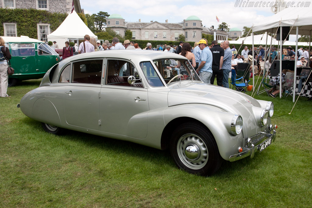 Tatra T77    - 2011 Goodwood Festival of Speed