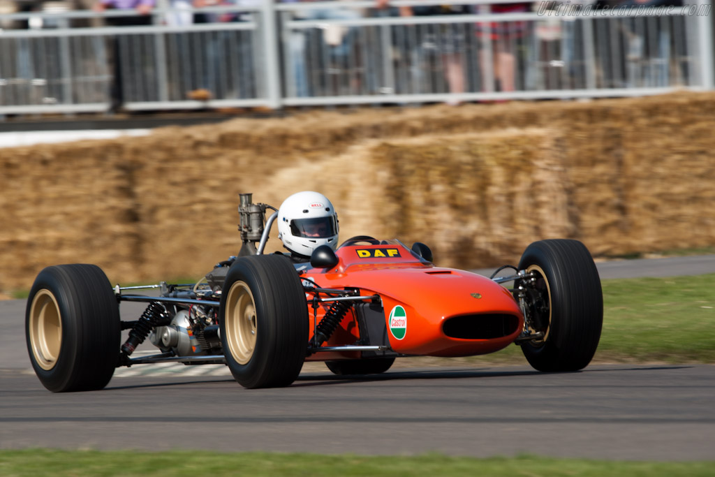 Tecno F3 DAF Variomatic   - 2011 Goodwood Festival of Speed