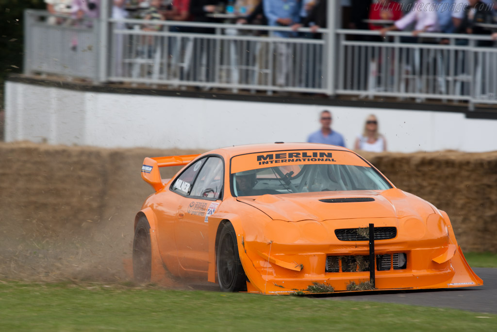 Toyota Celica Sprint   - 2011 Goodwood Festival of Speed
