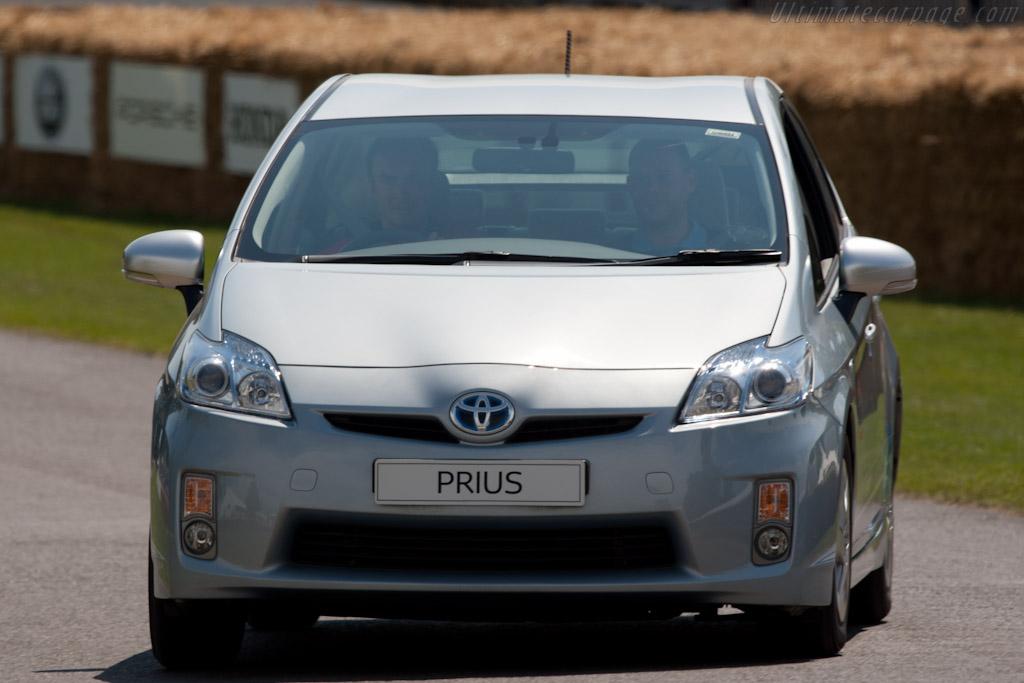 Toyota Prius PHV    - 2011 Goodwood Festival of Speed
