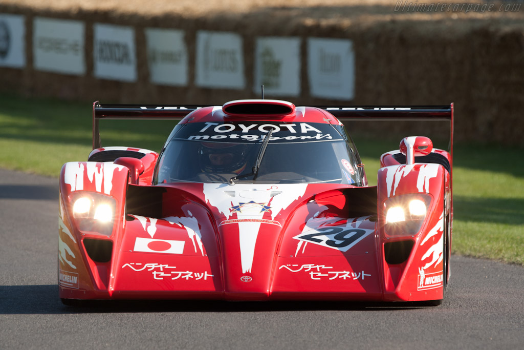 Toyota TS020 GT-One - Chassis: LM802   - 2011 Goodwood Festival of Speed