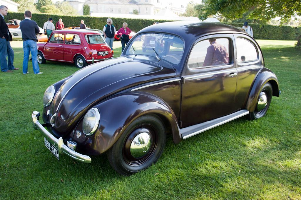 Volkswagen Type 1    - 2011 Goodwood Festival of Speed