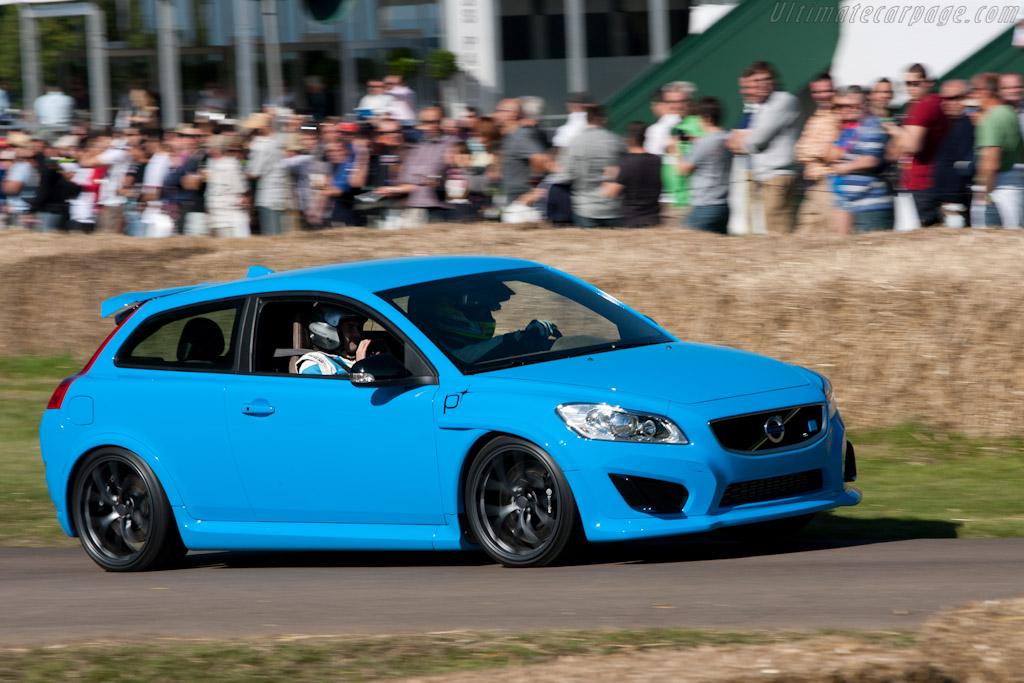 Volvo C30 Polestar    - 2011 Goodwood Festival of Speed