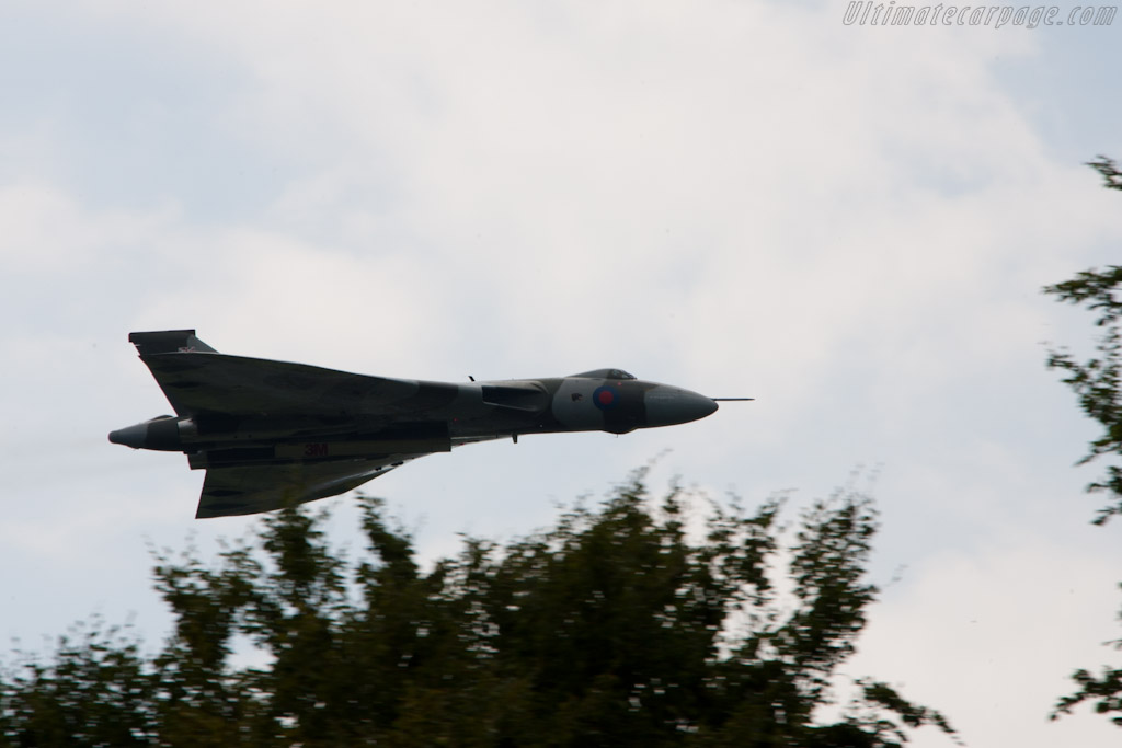 Vulcan    - 2011 Goodwood Festival of Speed