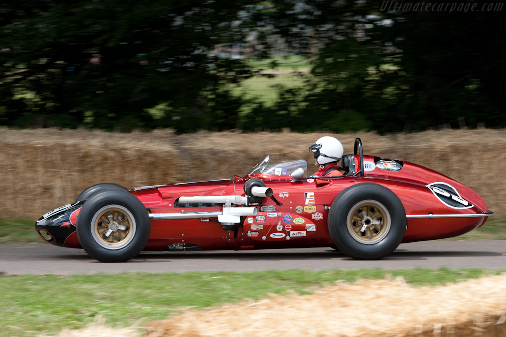 Watson Offenhauser Bardahl Special    - 2011 Goodwood Festival of Speed