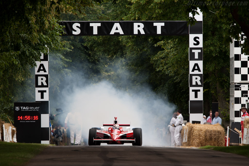 Welcome to Goodwood    - 2011 Goodwood Festival of Speed