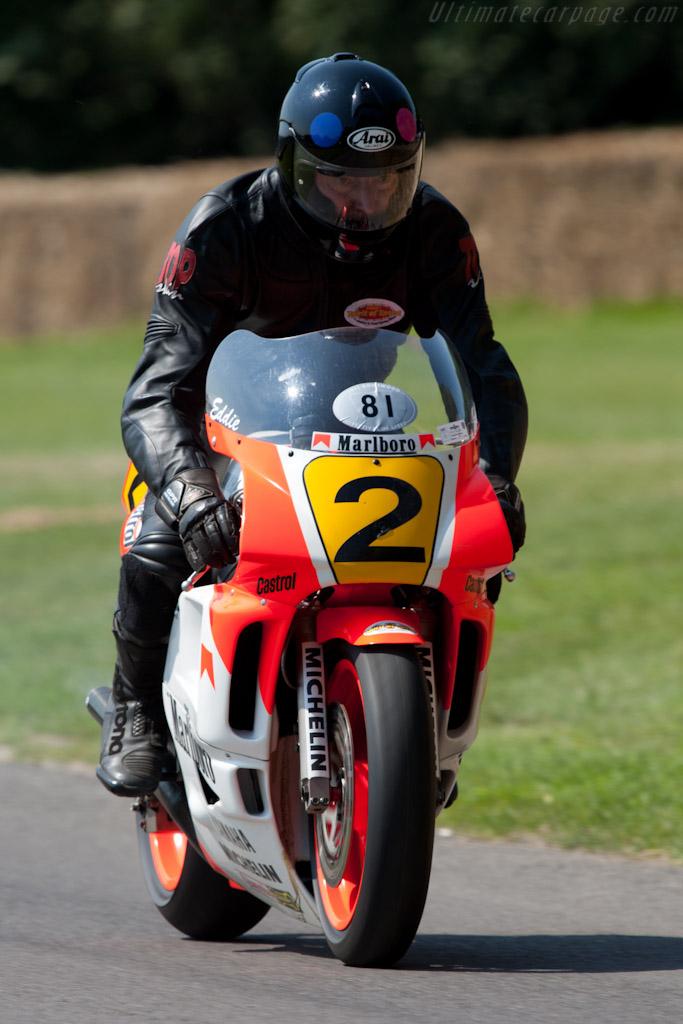 Yamaha OW81   - 2011 Goodwood Festival of Speed