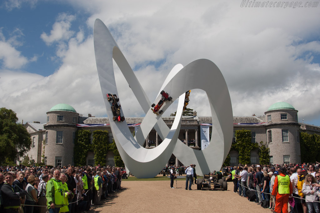 Welcome to Goodwood    - 2012 Goodwood Festival of Speed