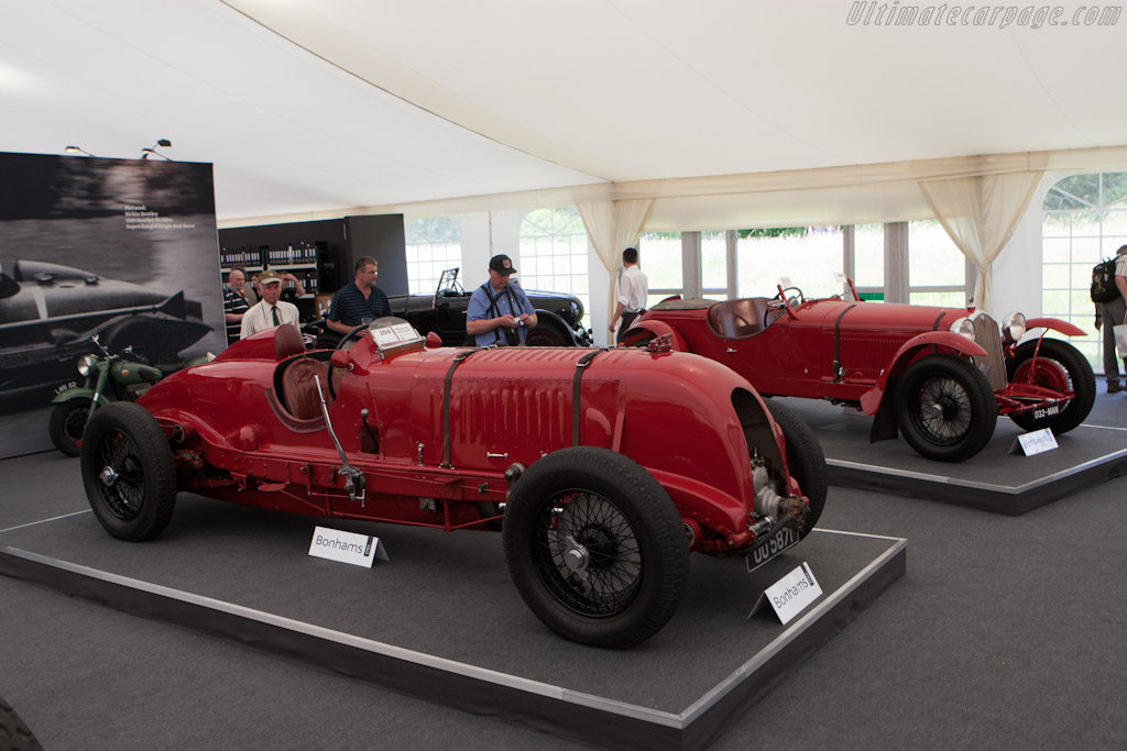Bentley 4.5 Litre Blower 'Birkin Monoposto' - Chassis: HB3402   - 2012 Goodwood Festival of Speed