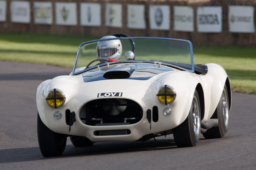AC Shelby Cobra 427 - Chassis: CSX3006   - 2012 Goodwood Festival of Speed