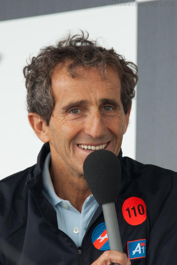 Alain Prost    - 2012 Goodwood Festival of Speed