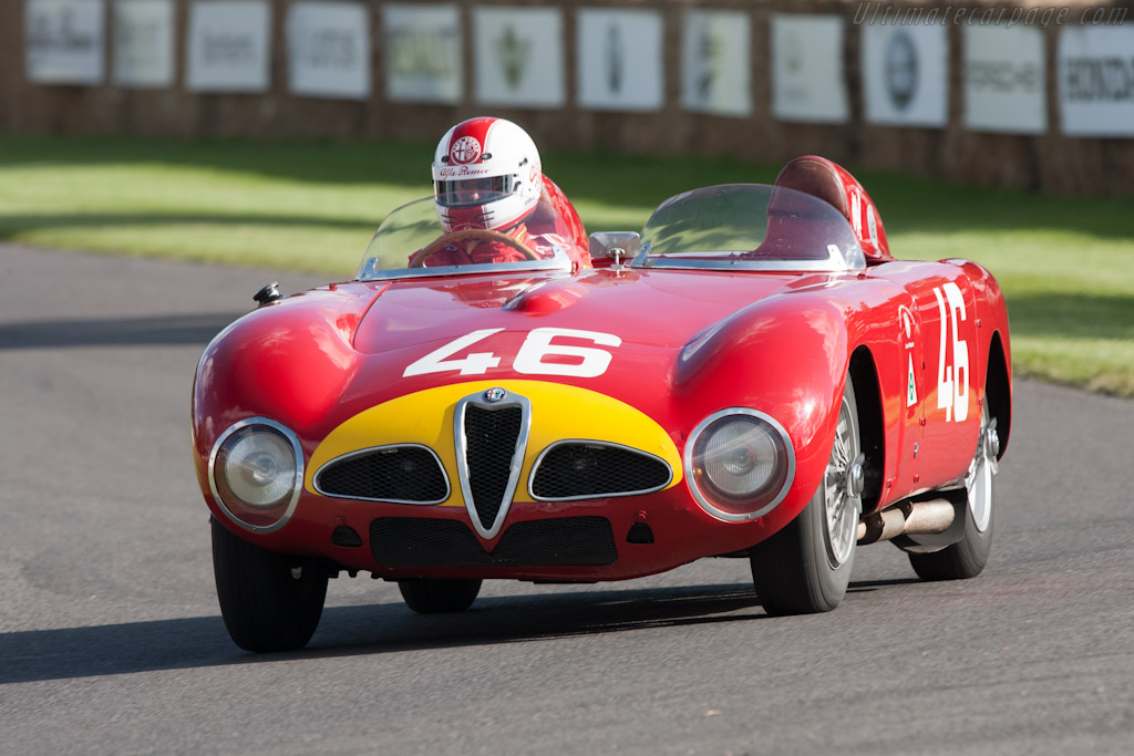 Alfa Romeo 3000 CM - Chassis: 1631.00127   - 2012 Goodwood Festival of Speed