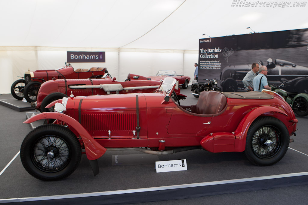 Alfa Romeo 8C 2300 Le Mans - Chassis: 2211065   - 2012 Goodwood Festival of Speed