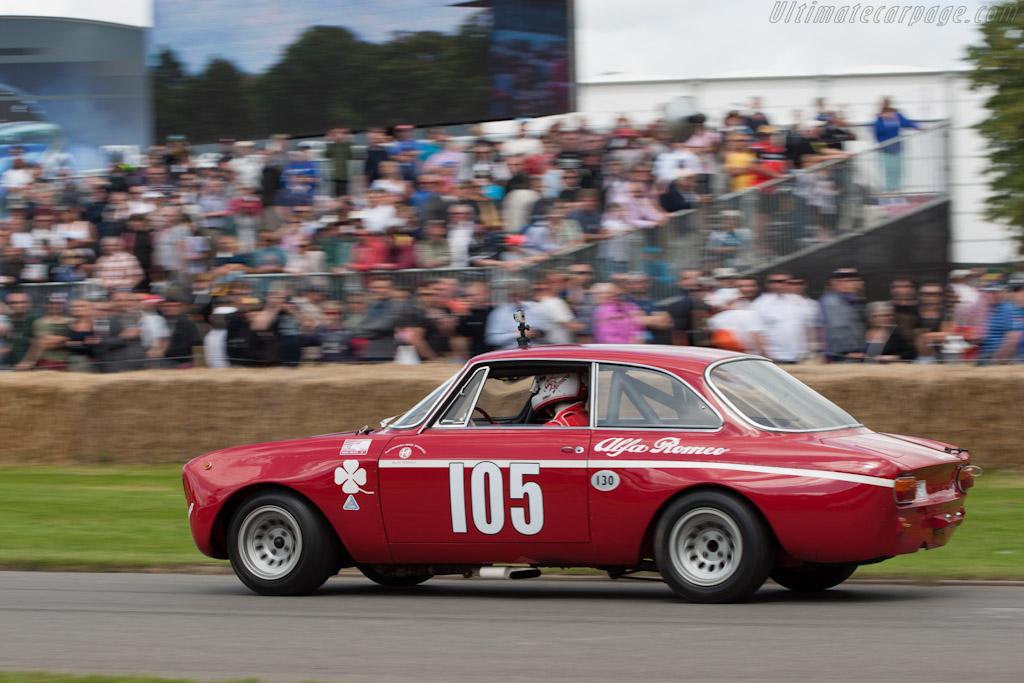 Alfa Romeo Giulia GTA Junior   - 2012 Goodwood Festival of Speed