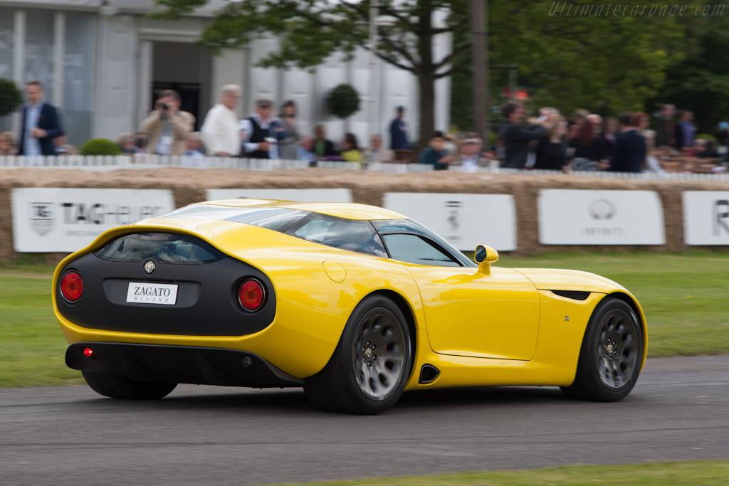 Alfa Romeo TZ3 Stradale    - 2012 Goodwood Festival of Speed