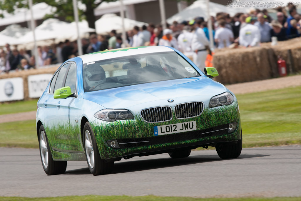 BMW 5-Series Hydrogen    - 2012 Goodwood Festival of Speed