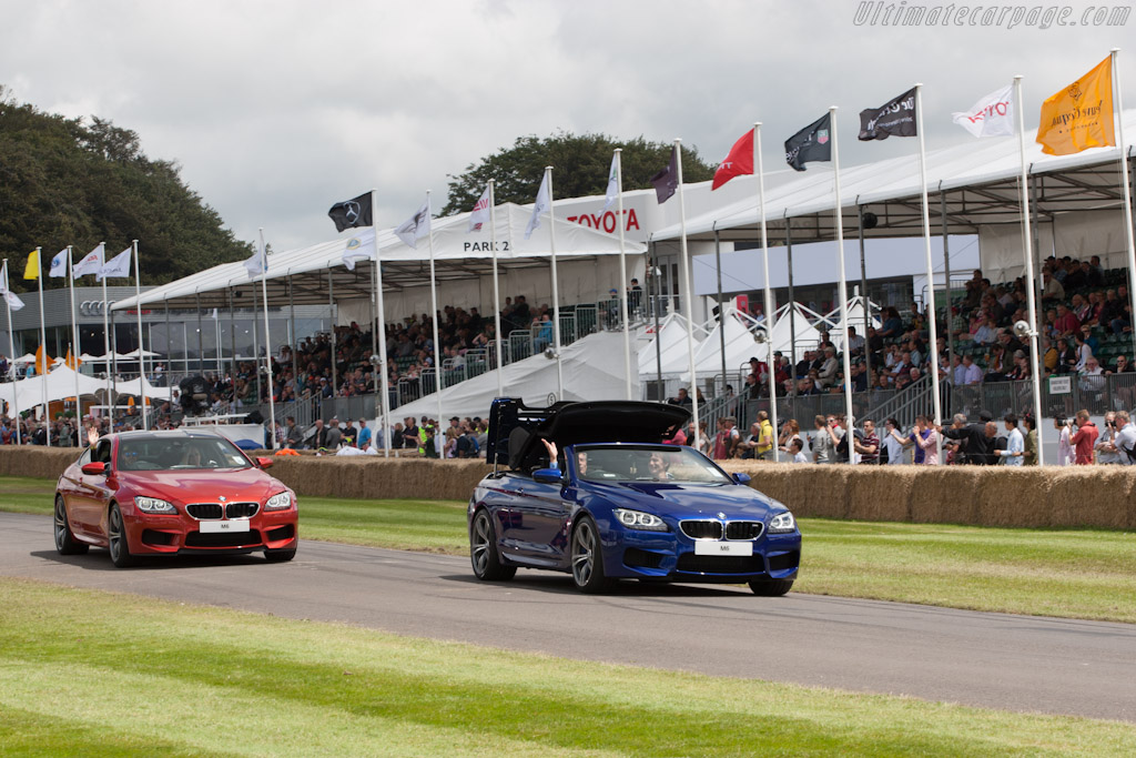 BMW M6    - 2012 Goodwood Festival of Speed