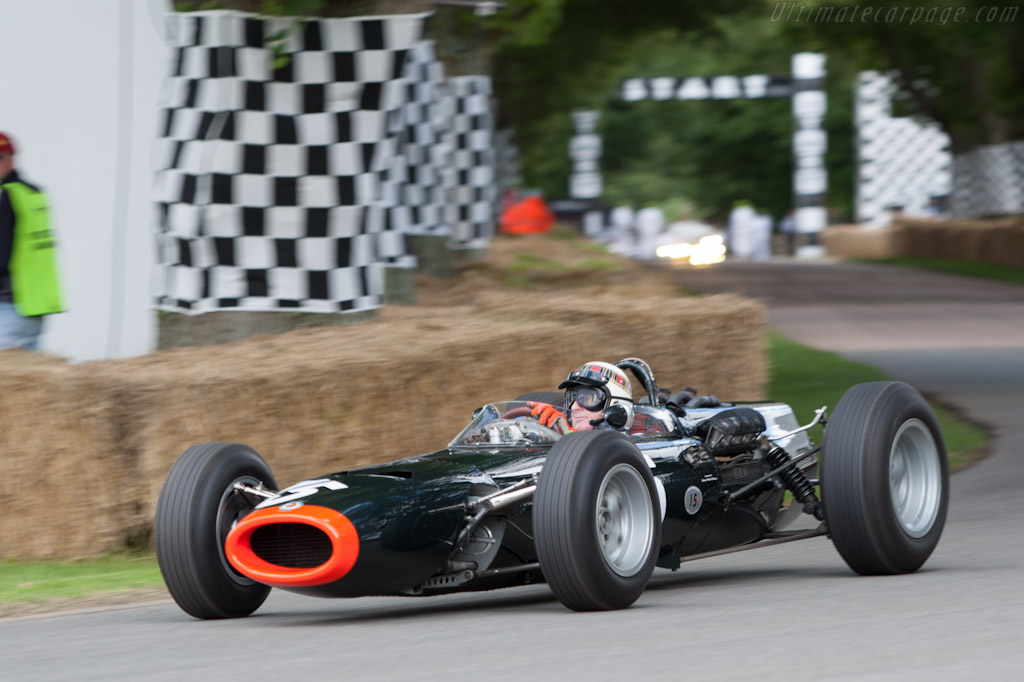 BRM P261 - Chassis: 2617   - 2012 Goodwood Festival of Speed