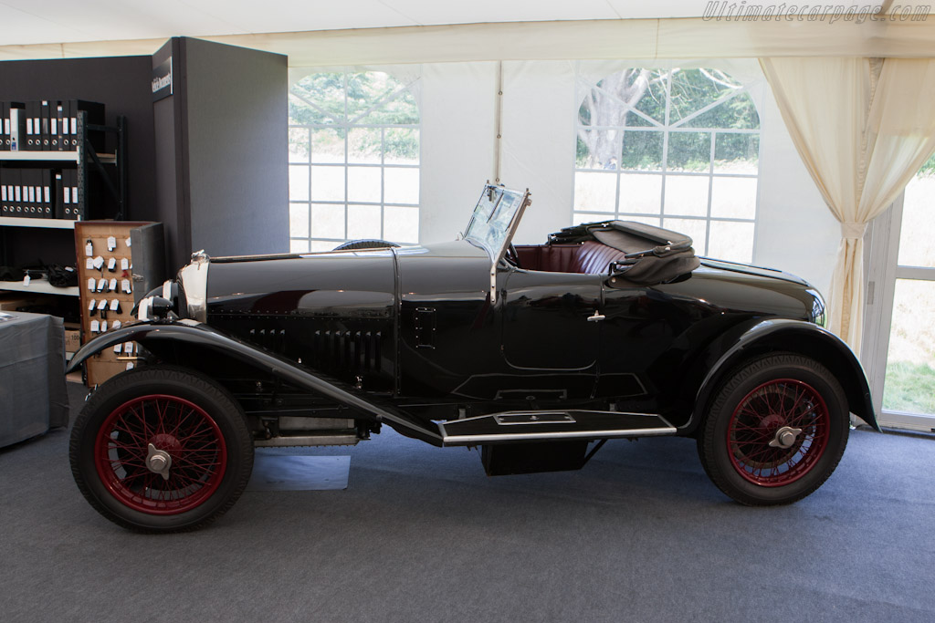 Bentley 3 Litre Speed Model - Chassis: 1025   - 2012 Goodwood Festival of Speed