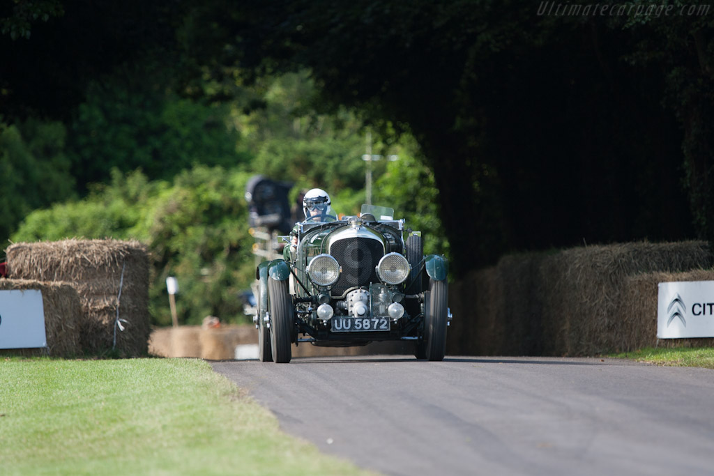 Bentley 4.5 Litre Blower - Chassis: HB3403   - 2012 Goodwood Festival of Speed
