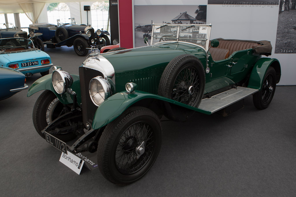 Bentley 4.5 Litre Tourer - Chassis: NX3452   - 2012 Goodwood Festival of Speed