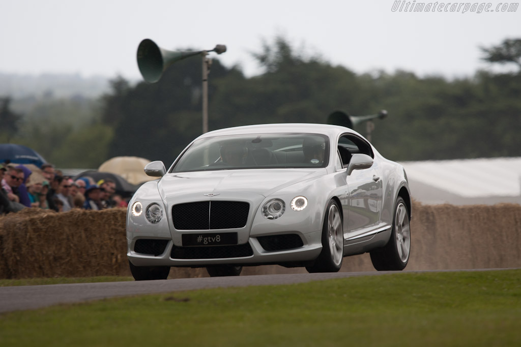 Bentley Continental GT V8    - 2012 Goodwood Festival of Speed