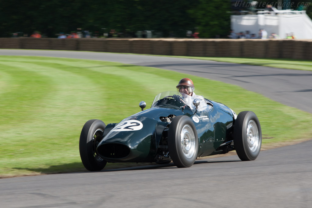Connaught B-Type    - 2012 Goodwood Festival of Speed