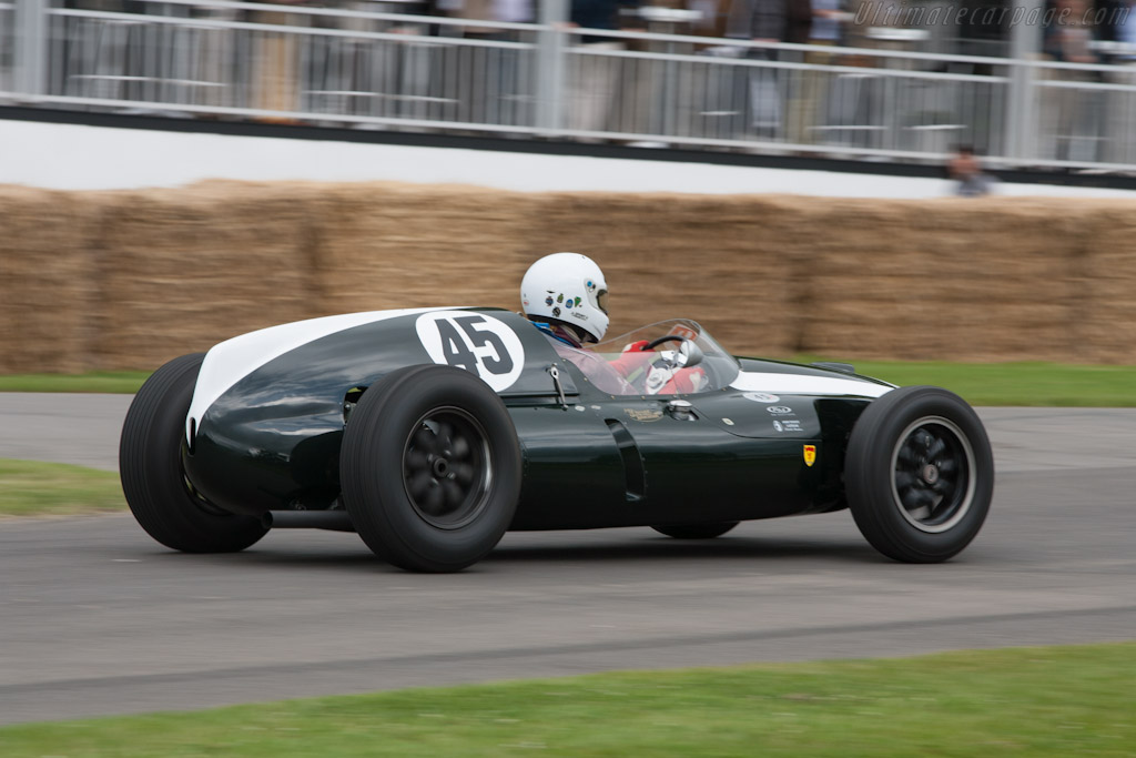 Cooper T45/51    - 2012 Goodwood Festival of Speed