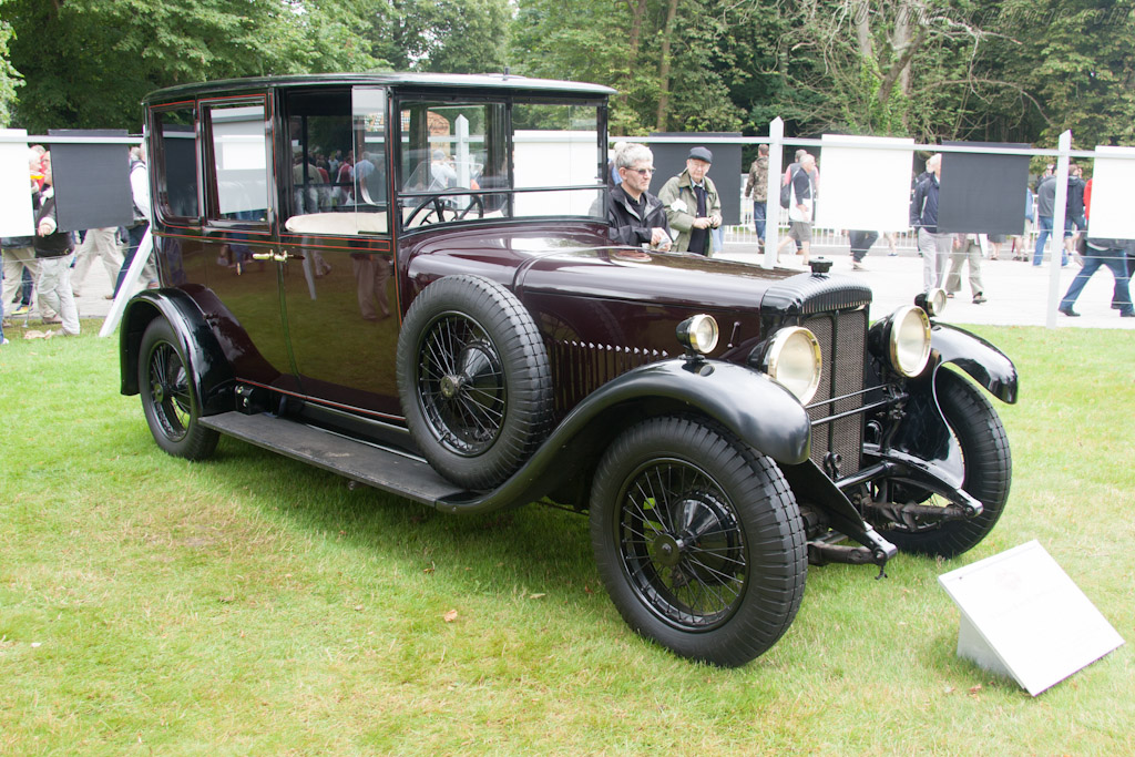 Daimler Double Six 30hp Brougham    - 2012 Goodwood Festival of Speed