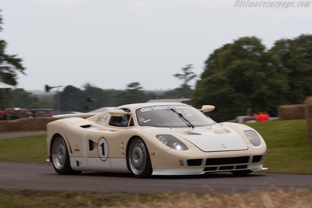 De Macross Epique GT1    - 2012 Goodwood Festival of Speed