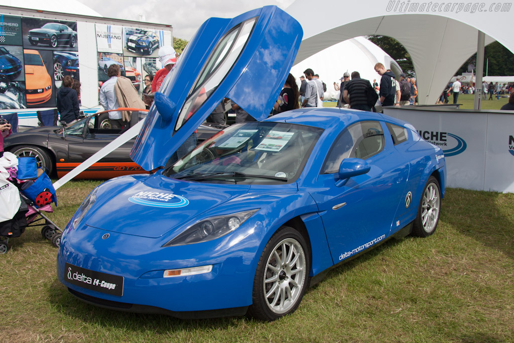Delta E4 Coupe    - 2012 Goodwood Festival of Speed