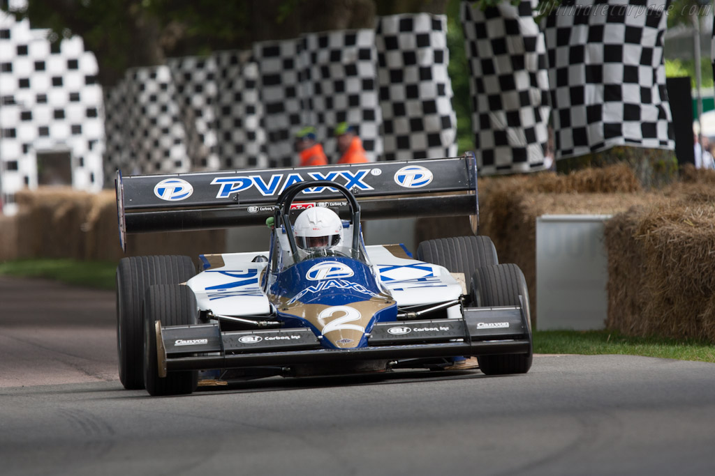 Donner DD3 Chevrolet - Chassis: 00289M   - 2012 Goodwood Festival of Speed