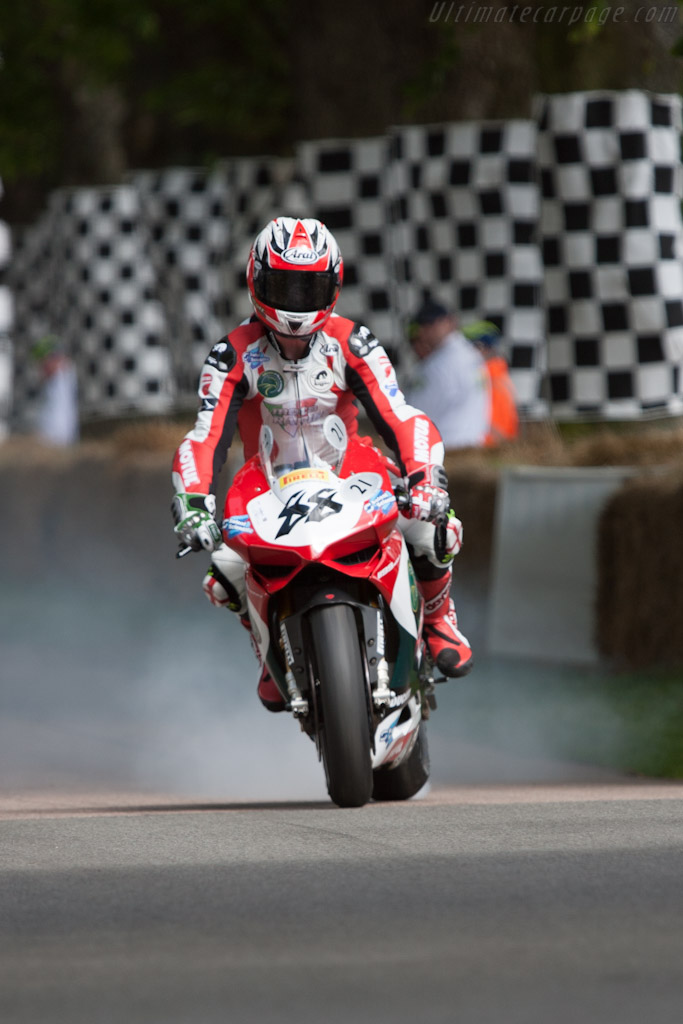 Ducati 1199 Panigale    - 2012 Goodwood Festival of Speed