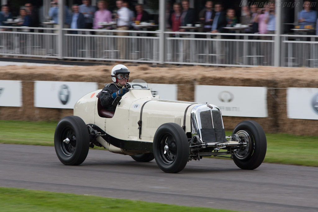ERA R7B - Chassis: R7B   - 2012 Goodwood Festival of Speed
