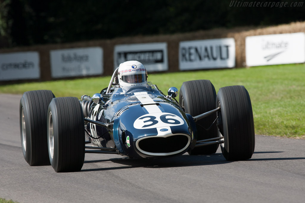 Eagle Mk1 Weslake - Chassis: 104   - 2012 Goodwood Festival of Speed